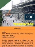 Terremotos 2019