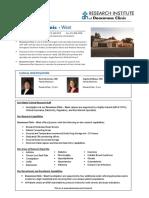 Deaconess Clinic Site Location Profiles West