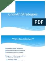 growth strategic