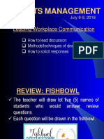 How to Lead Discussion.ppt