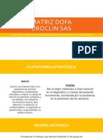 Presentacion DOFA