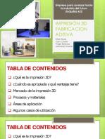 Impresión 3d Fabricacion Aditiva Sil
