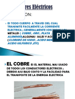 Calibracion de Conductores Electricos