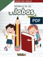 Cuadernillo de Silabas Trabadas