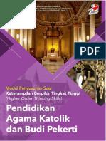 3. Modul Penyusunan Soal HOTS PA Katholik (1).pdf