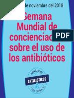 Uso Racional de Antibioticos 2018