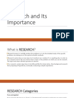 1 Research and Its Importance (1)