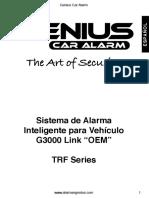 Alarma G3000 Link TRF Series