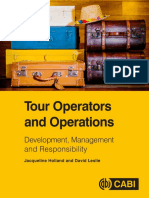 Jacqueline Holland, David Leslie - Tour Operators and Operations_ Development, Management & Responsibility-CABI (2017).pdf