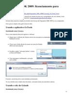Griaulebiometrics.com-Fingerprint SDK 2009 Licenciamento Para Usuários Finais
