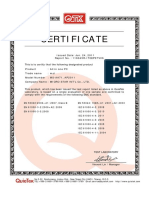 MS-AA71, AP2011 IT-CE Test Report-1000810