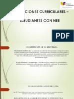 Adaptaciones Curriculares 2017-2018