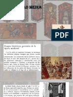 Sesion 8 en La Edad Media