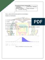 Distribucion de Probabilidad en Geogebra