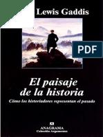 El Paisaje de la Historia - Cómo los historiadores representan el pasado.pdf