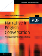 english conversation new conversation Corpus Analysis of Storytelling ( PDFDrive.com )