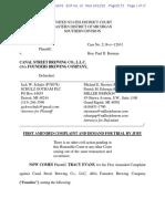 Founders lawsuit