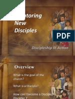 Making Disciplies