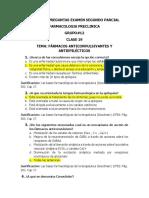 BANCO DE PREGUNTAS FARMACOLOGIA PRECLINICA