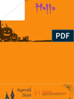 Halloween Big Sale PowerPoint Templates
