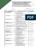 Format Presentasi Komprehensif