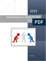 IMPORTANCIA E IMPACTO