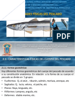 Propiedades Físicas Del Pescado.