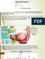 Salud Sexual y Reproductiva