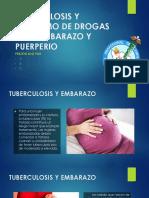 TUBERCULOSIS Y CONSUMO DE DROGAS EN EL EMBARAZO