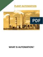 Power Plant Automation-Internet