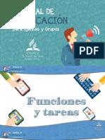Funciones y Tarea Comunicaciones