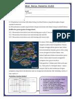 4. LKPD Koordinat Kartesius Kuadran 1