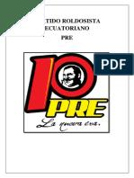 POSICIÓN OFICIAL