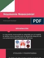 Neumonías Nosocomial