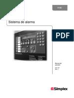 4100ES Sistema de Alarma