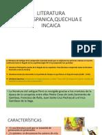 LITERATURA PREHISPANICA,QUECHUA E INCAICA.pptx