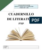 literatura 5 primaria