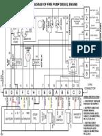 Wiring Diagram of Fire Pump Diesel Engine