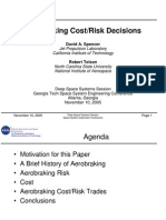 Aerobraking Cost Risk Decisions Ppt
