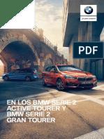 Catálogo BMW serie 2