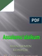 Presentasi 2 (manajemen konflik ).pptx