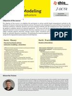 Multiscale MolecularDynamics CertificationCourse Web