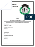 Banking Law FD