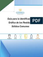 GUIA PARA IDENTIFICACION GRAFICA DE RESIDUOS