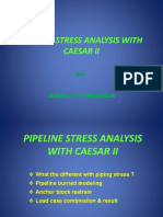PIPE STRESS