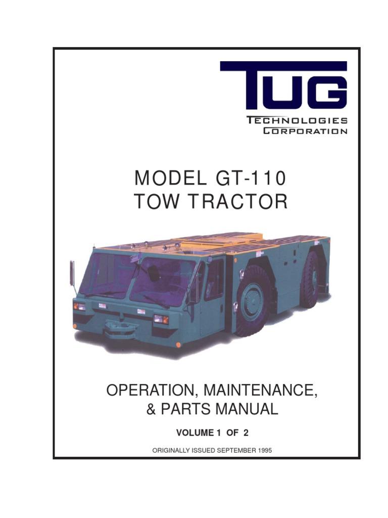 Transformer Un Tonneau En Bar gt110 rev 13.pdf | truck | steering
