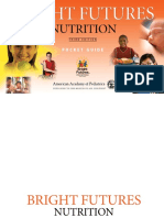 Bf Nutrition 3 Rd Ed Pocket Guide