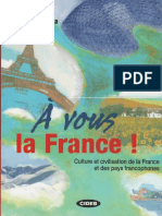 à Vous La France