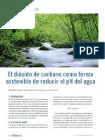 Procesos Sistemas Dioxido Carbono Reducir Ph Agua Tecnoaqua Es