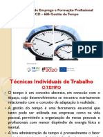Power Point- Ufcd - 686 - Gestao Do Tempo
